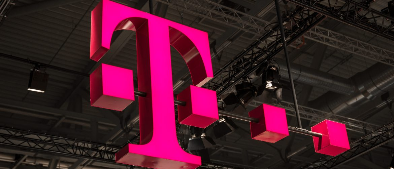 T-Mobile Logo. (Shutterstock/r.classen)