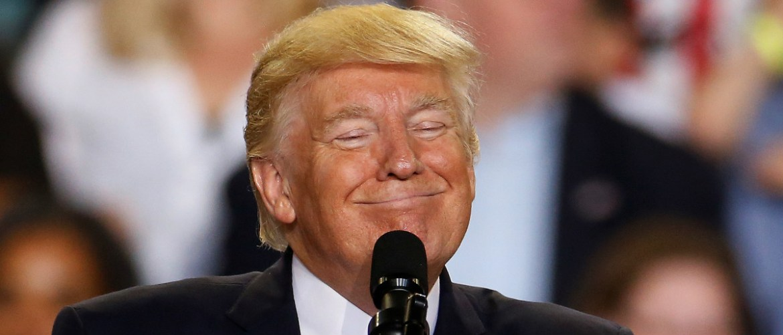 Donald Trump Reuters/Carlo Allegri