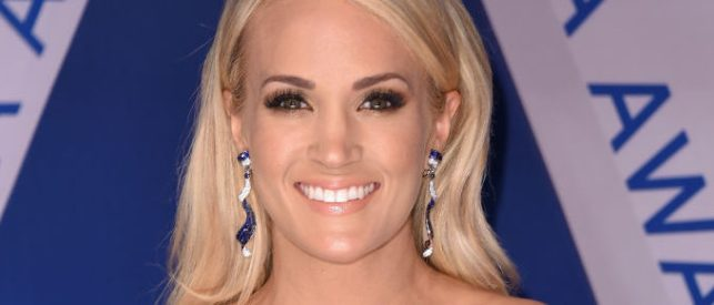 Carrie Underwood Drops Behind-The-Scenes Clip For New 'Sunday Night Football' Song [VIDEO]