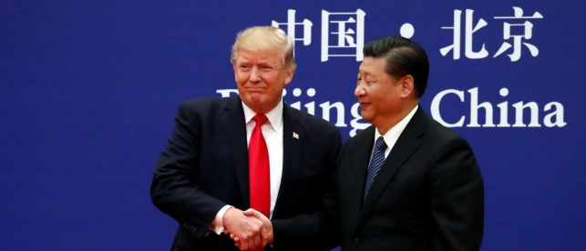 Beijing Has Agreed to 'Substantially Reduce' America's Trade Deficit With China