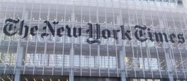 NYT Saves $5 Million From Trump Tax Plan, Which The Newspaper Railed Against In 2017