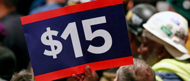 DC Passes Initiative Guaranteeing $15 Minimum Wage By 2026