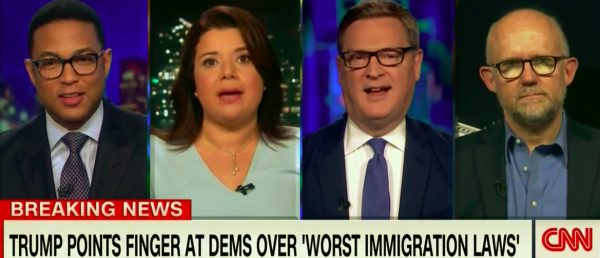 Nonsensical Don Lemon Segment Ends With Ana Navarro Saying ...