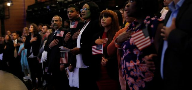 EXCLUSIVE: New USCIS Office Investigating Thousands Who Got US Citizenship Through Identity Fraud