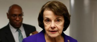 Feinstein Claims She Didn't Really Follow Immigration Issues Until Trump