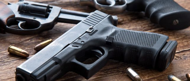 Concealed Weapons Background Checks Halted For A Year Due To Log-In Issues