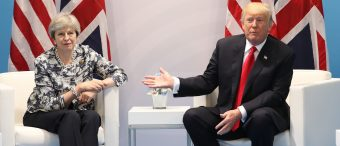 'TURMOIL' — Trump Calls Out The UK For Crime Wave, Political Tensions