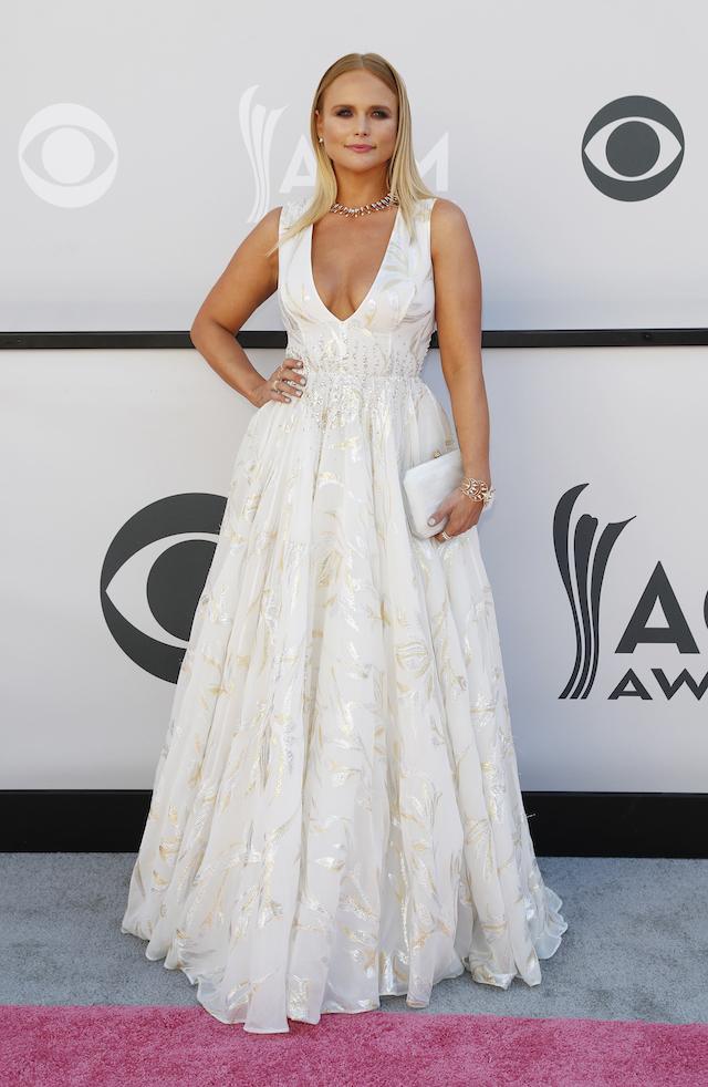 52nd Academy of Country Music Awards - Arrivals - Las Vegas, Nevada, U.S., - 02/04/2017 - Singer Miranda Lambert. REUTERS/Steve Marcus