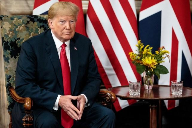 'Lobbyist For Amazon' — Trump Slams Washington Post In Off-The-Walls Interview