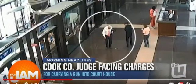 CCW Weekend: The Lesson From Judge Claps Is Carry On The Body And Know The Law