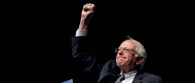 Win For Sanders As DNC Votes To Limit Superdelegates' Power To Choose Presidential Nominee