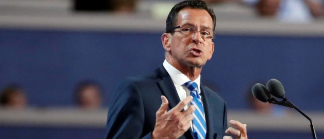 Businessmen Hope To Take Connecticut Governor Dannel Malloy's Seat