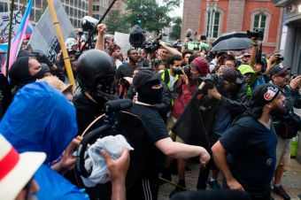 HuffPo Reporter Urges Media Not To Cover Antifa Violence