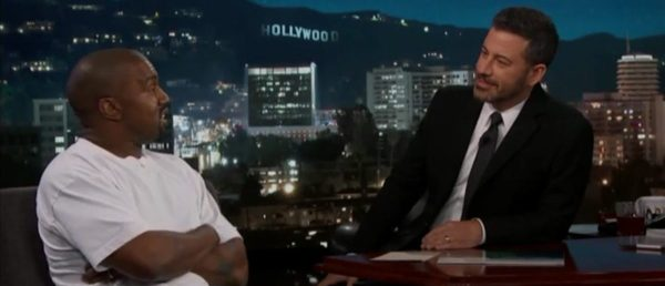 Kanye West Defends His Support Of President Trump On Jimmy ...