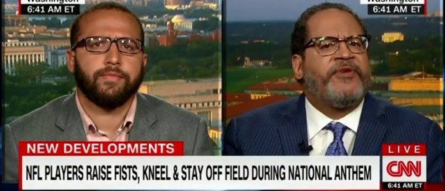 Liberal Professor Michael Eric Dyson Calls Out White NFL Players Over Anthem Protests, Tells Them To Get In The Game