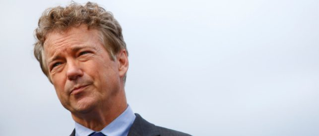Senate Rejects Bill To Defund Planned Parenthood, Rand Paul Doesn't Hold Back