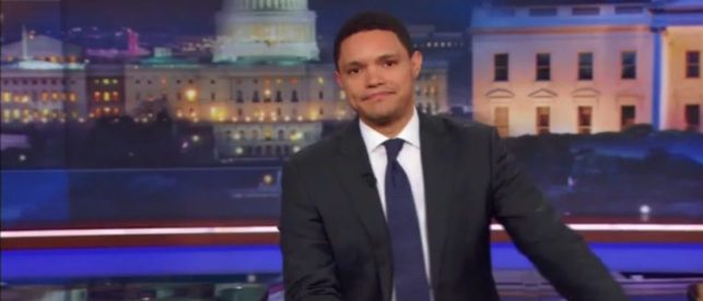 Trevor Noah Smacks Down Peter Strzok's Go Fund Me Page, Says It's Disrespectful To Cancer Patients