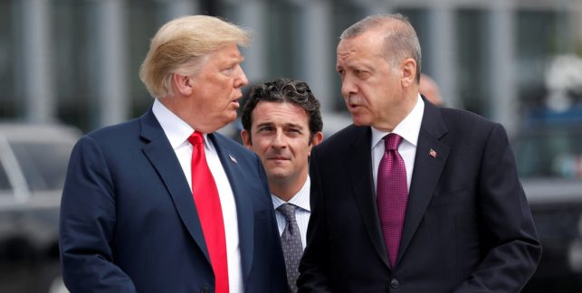 Turkey Threatens Immediate Retaliations For US Sanctions Imposed On Its Ministers Over Treatment Of Pastor Brunson