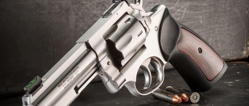 Gun Test Ruger Gp100 Seven Shot Revolver
