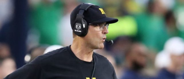 Is It Time For Michigan To Fire Jim Harbaugh? A Shocking Number Of People Think They Should