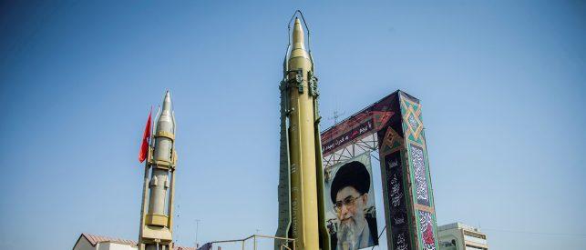 Iran Touts 'New Plans' To Boost Ballistic Missile Development
