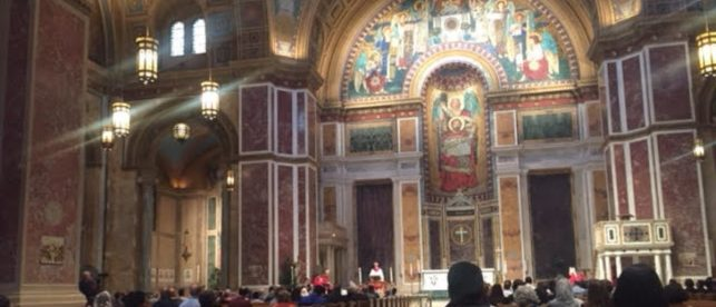 No Protests, Low Mass Attendance For Cardinal Wuerl's 'Healing Mass'