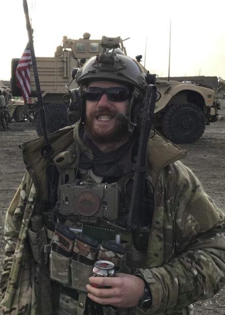 Air Force Staff Sgt. Dylan J. Elchin (Photo courtesy of U.S. Air Force)