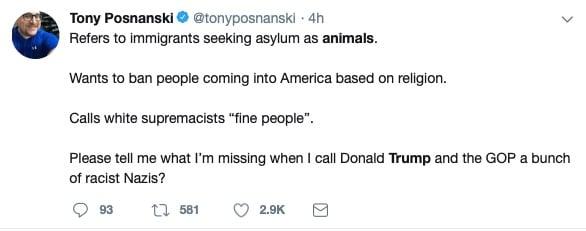Tony Ponsanski (Twitter Screenshot)