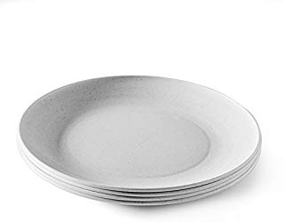 Normally $11.99, this 4 set of plates was already cheap but for $5.99....this deal is practically a steal (Photo via Amazon)