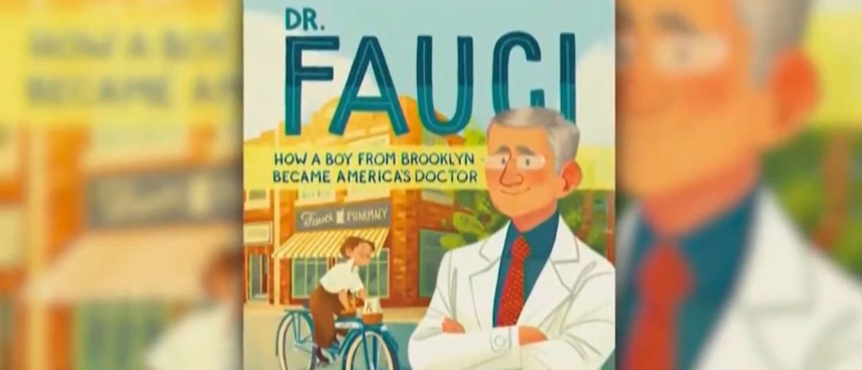 Simon & Schuster To Release Children's Book About Dr. Fauci