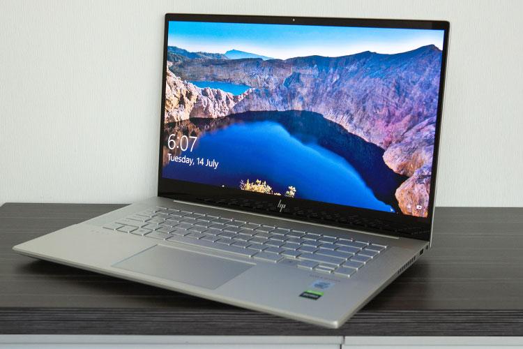 剪片執相有幾爽快?HP ENVY 15 筆記簿電腦實試 - DCFever.com