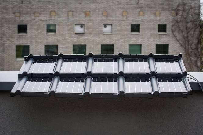 Te solarne żaluzje wyprodukują energię elektryczną. Będą powstawać w Lublinie - Autor: Electrotile