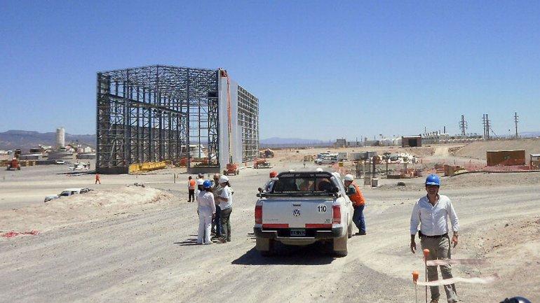 La minera Vale suspendió un megaproyecto en Mendoza y se lo llevó a Brasil.