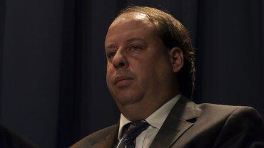 El abogado de la querella, Germán Carlevaro