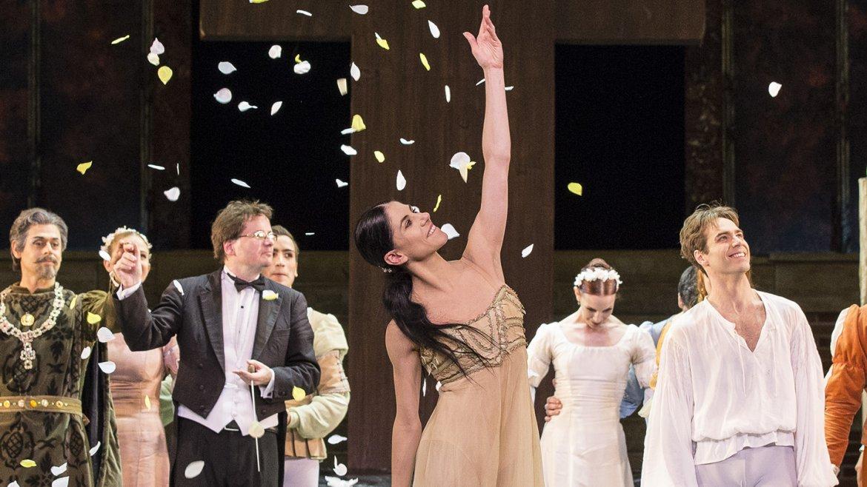 El show terminó, Paloma Herrera dijo adiós. Nació la leyenda