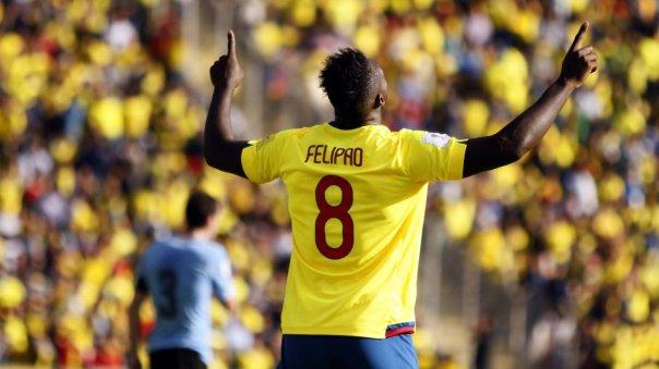 Ecuador le ganó 2 a 1 a Uruguay y llegó a lo más alto de la tabla de las Eliminatorias