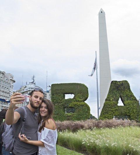 Jardines verticales en Argentina