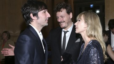 Juan Cruz Bordeu, Javier Malosetti e Ines Estévez