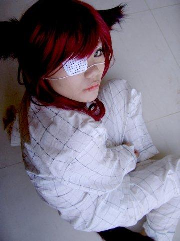 Как сделать повязку на глаз аниме своими руками