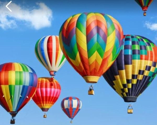 Игра 94% На картинке воздушные шары, ответы для русской ...