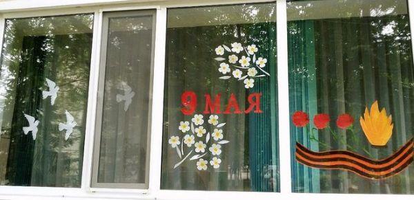 Как украсить окна к 9 Мая вытынанками, где скачать шаблоны ...