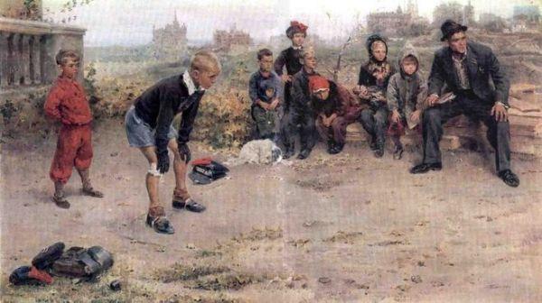 """Как написать сочинение по картине С.Григорьева """"Вратарь""""?"""