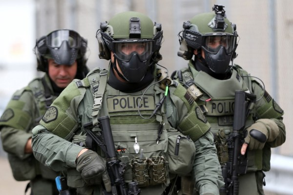 New SWAT Documents Give Snapshot of Ugly Militarization of ...