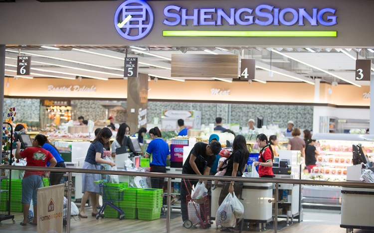 Sites to buy groceries online in Singapore: Sheng Siong