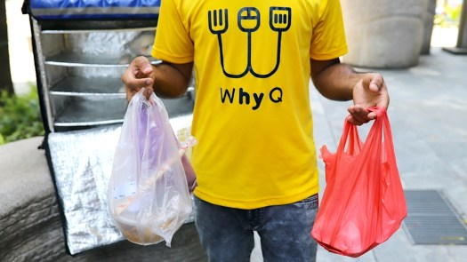 Championing Hawkers With S$1.50 Delivery Fees: WhyQ Co-Founder 4