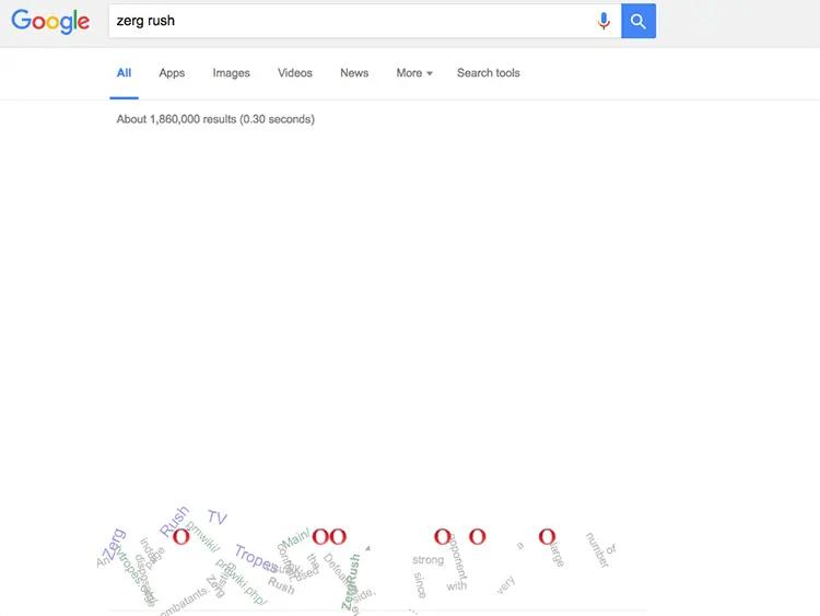 قابلیت مخفی جستجو گوگل