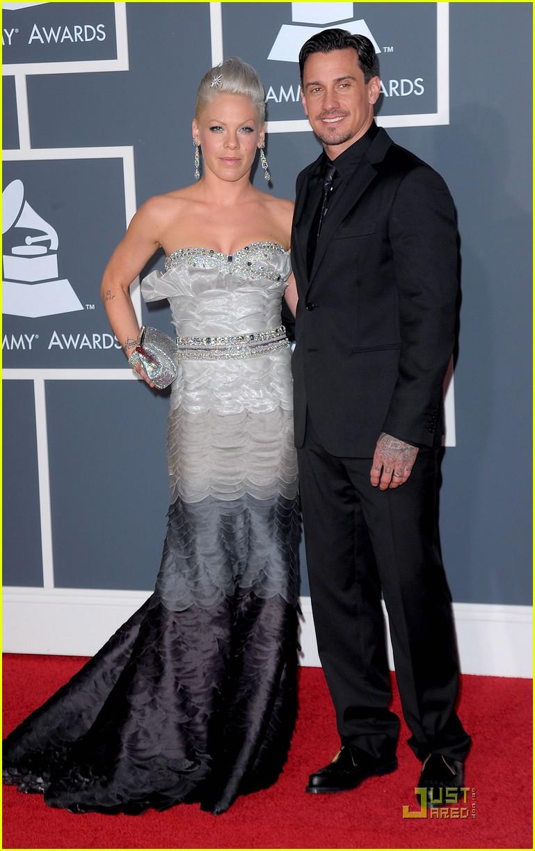 Pink Grammys 2010 Red Carpet Photo 2413055 2010