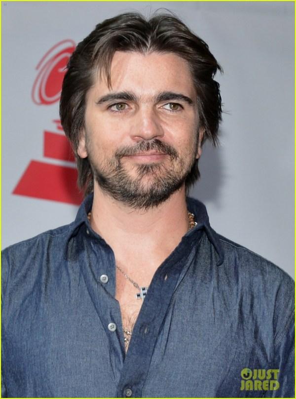 Juanes: Latin Grammys Nominations Announcement!: Photo ...