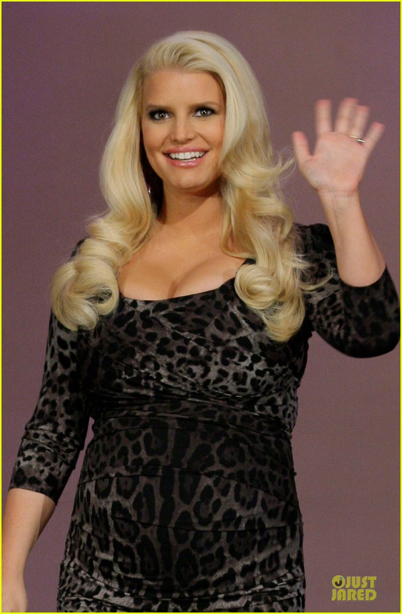 jessica simpson tonight show with jay leno appearance 02