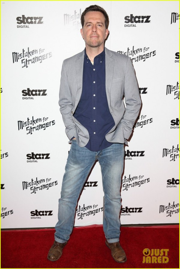 Busy Philipps & Darren Criss Step Out For 'Mistaken For ...